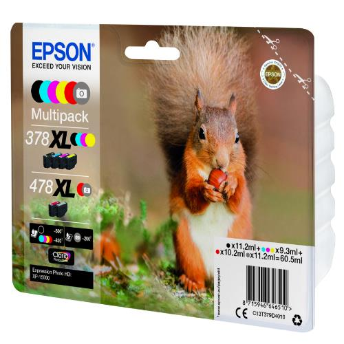 Multi 378Xl/478XL Squirrel Product Image (Secondary Image 1)