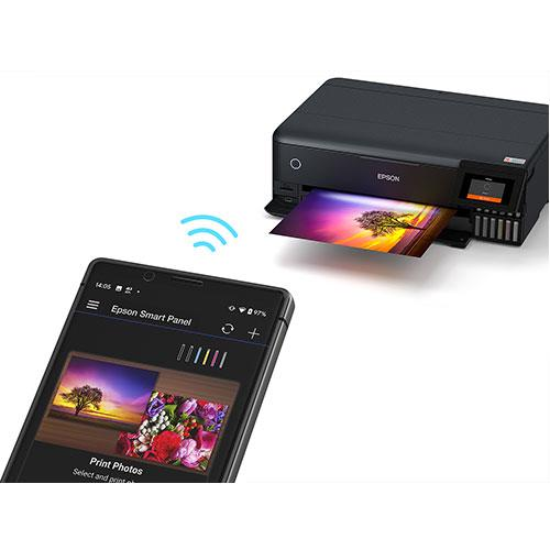 EcoTank ET-8550 A3+ All-In-One Printer Product Image (Secondary Image 4)