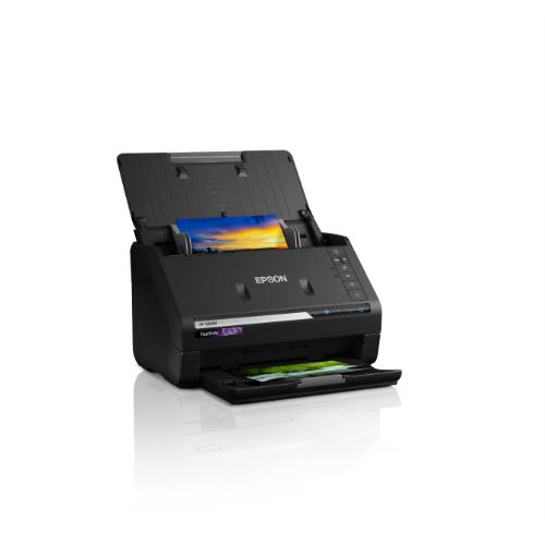 EPSON FastFoto FF-680W Scanner Product Image (Secondary Image 2)