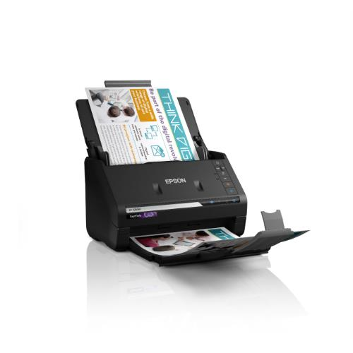 EPSON FastFoto FF-680W Scanner Product Image (Secondary Image 4)