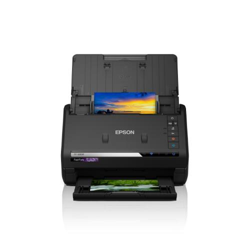 EPSON FastFoto FF-680W Scanner Product Image (Secondary Image 5)