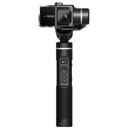 Ricca Action Camera with G6 Gimbal Product Image (Secondary Image 1)