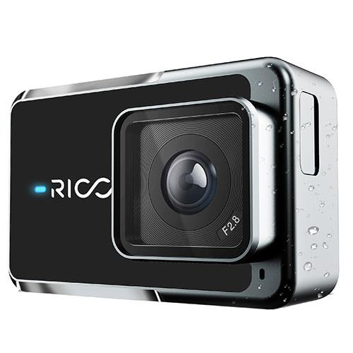 Ricca Action Camera with G6 Gimbal Product Image (Secondary Image 2)