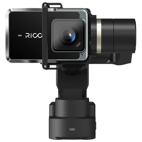 Ricca Action Camera  with WG2X Wearable Gimbal Product Image (Primary)