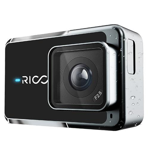 Ricca Action Camera  with WG2X Wearable Gimbal Product Image (Secondary Image 1)