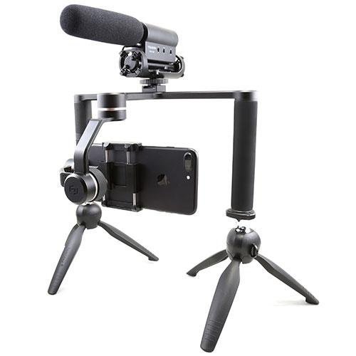 SPG Plus 3-Axis Handheld Gimbal Product Image (Secondary Image 3)