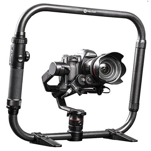 FY-AK2000 with Dual Handle Grip and AK Follow Focus II Product Image (Primary)