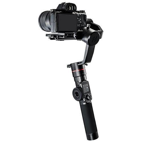 FY-AK2000 with Dual Handle Grip and AK Follow Focus II Product Image (Secondary Image 2)