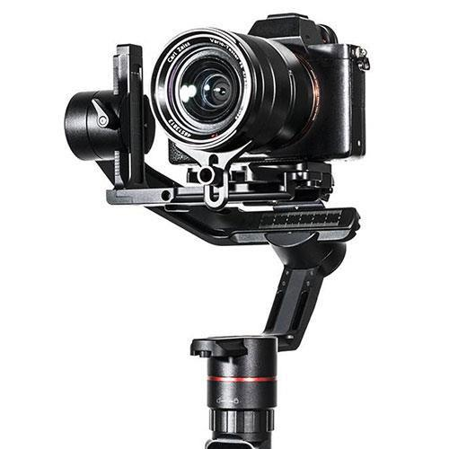 FY-AK2000 with Dual Handle Grip and AK Follow Focus II Product Image (Secondary Image 3)