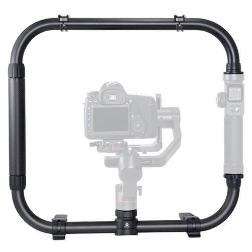 FY-AK2000 with Dual Handle Grip and AK Follow Focus II Product Image (Secondary Image 5)
