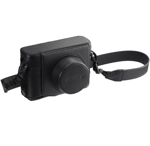 BLC-X100F 'Quickshot' Premium Case - Black Product Image (Primary)