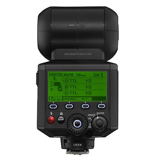 EF-X500 Flashgun  Product Image (Secondary Image 1)