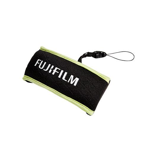 FUJIFILM XP FLOAT STRAP GREEN Product Image (Primary)