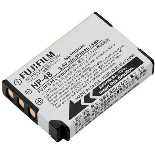 FUJI NP-48 LITHIUM-ION BATTERY Product Image (Primary)