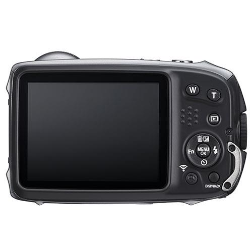 Finepix XP140 Digital Camera in Graphite Product Image (Secondary Image 1)