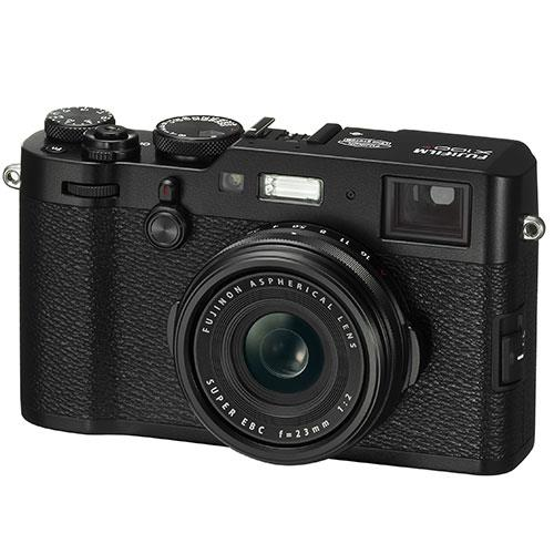 X100F Digital Camera in Black Product Image (Primary)