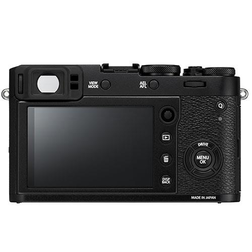X100F Digital Camera in Black Product Image (Secondary Image 1)