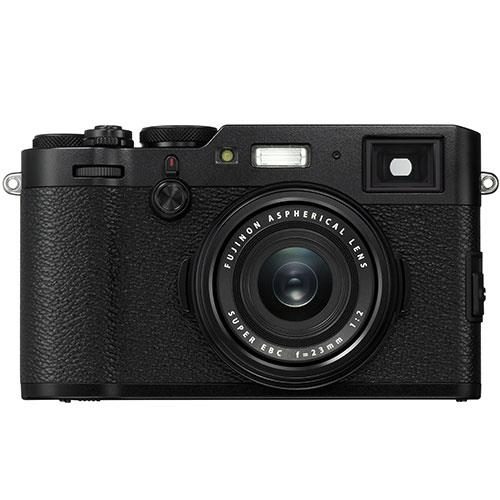 X100F Digital Camera in Black Product Image (Secondary Image 2)