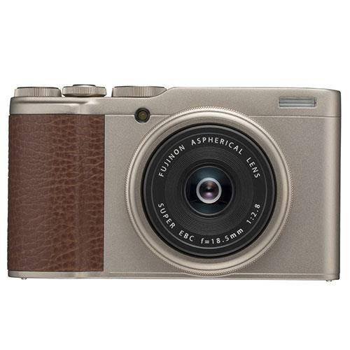 XF10 Digital Camera in Champagne Gold Product Image (Secondary Image 1)