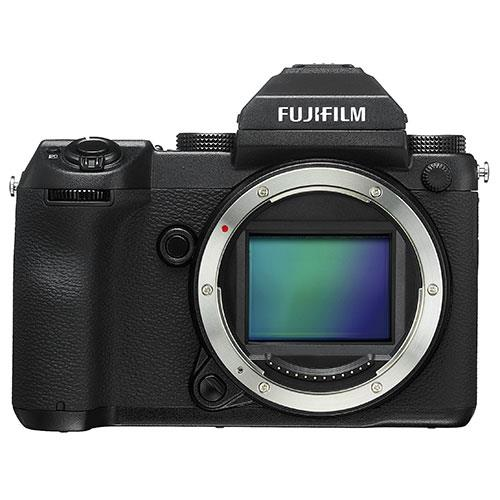 GFX 50S Mirrorless Medium Format Camera Body Product Image (Primary)