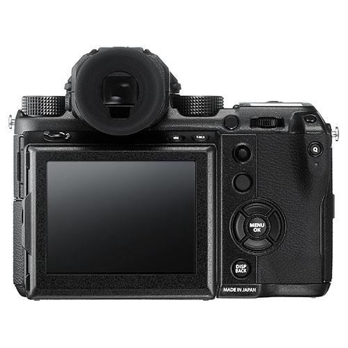 GFX 50S Mirrorless Medium Format Camera Body Product Image (Secondary Image 4)