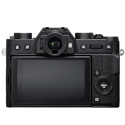 X-T20 Mirrorless Camera Body in Black Product Image (Secondary Image 1)