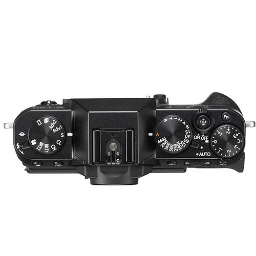 X-T20 Mirrorless Camera Body in Black Product Image (Secondary Image 2)