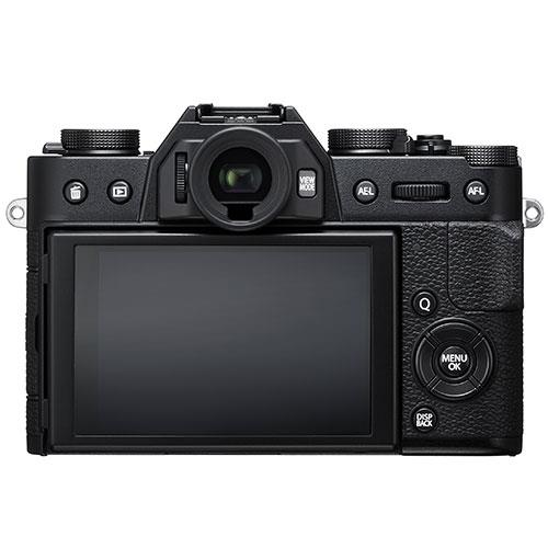 X-T20 Mirrorless Camera in Black + 18-55mm Lens Product Image (Secondary Image 3)