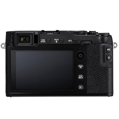 X-E3 Mirrorless Camera Body in Black Product Image (Secondary Image 1)