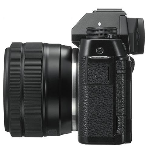 X-T100 Mirrorless Camera in Black + XC15-45mm lens Product Image (Secondary Image 6)