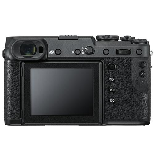 GFX 50R Mirrorless Medium Format Camera Body Product Image (Secondary Image 1)