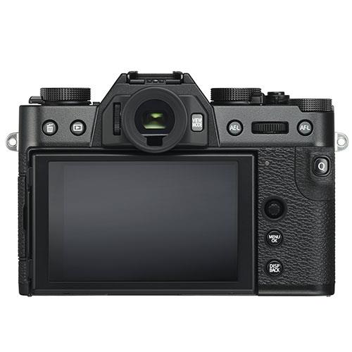 X-T30 Mirrorless Camera Body in Black Product Image (Secondary Image 1)