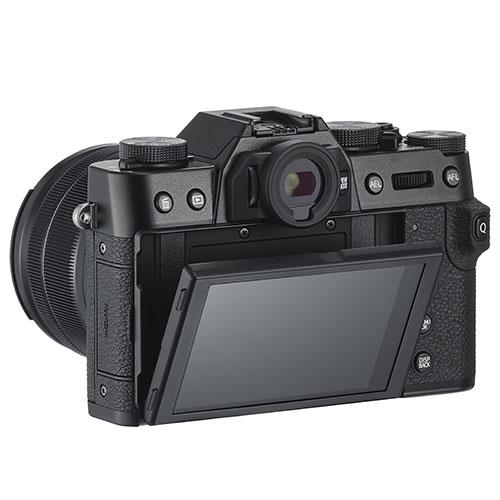 X-T30 Mirrorless Camera Body in Black Product Image (Secondary Image 2)