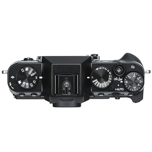 X-T30 Mirrorless Camera Body in Black Product Image (Secondary Image 4)