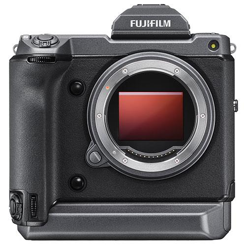 GFX 100 Mirrorless Medium Format Camera Body Product Image (Primary)