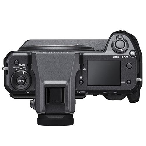 GFX 100 Mirrorless Medium Format Camera Body Product Image (Secondary Image 2)