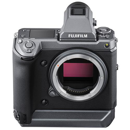 GFX 100 Mirrorless Medium Format Camera Body Product Image (Secondary Image 3)