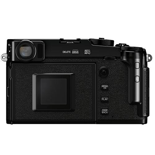 X-Pro3 Mirrorless Camera Body in Black Product Image (Secondary Image 1)