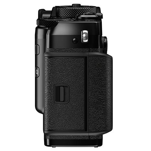 X-Pro3 Mirrorless Camera Body in Black Product Image (Secondary Image 4)