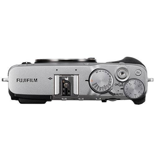 X-E3 Mirrorless Camera in Silver with XF23mm f/2 R WR Lens - Ex Display Product Image (Secondary Image 3)