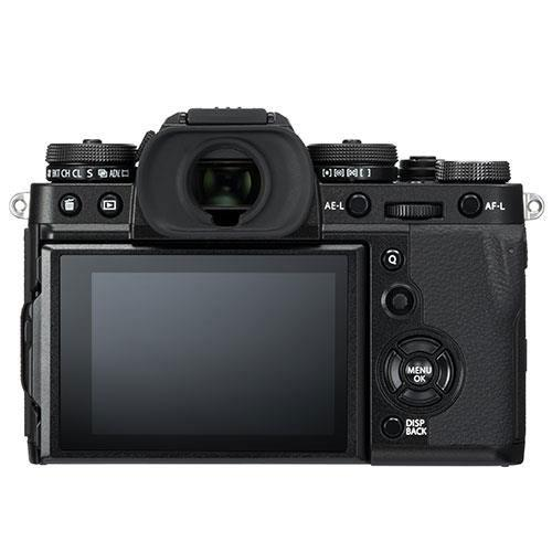X-T3 Mirrorless Camera Body in Black - Ex Display Product Image (Secondary Image 1)