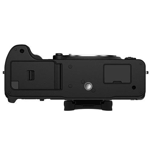 X-T4 Mirrorless Camera Body in Black Product Image (Secondary Image 3)