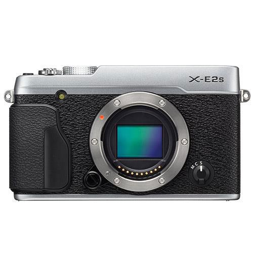 X-E2S Mirrorless Camera Body in Silver - Ex Display Product Image (Primary)