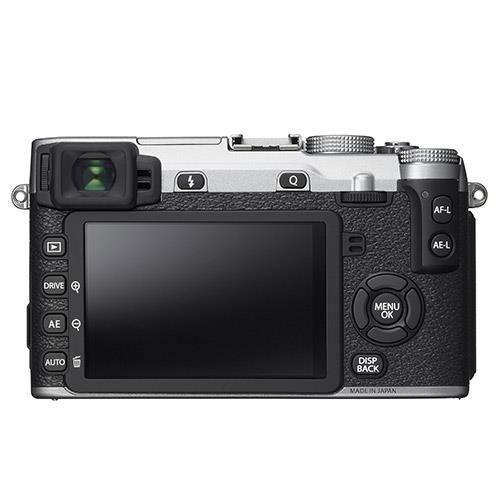 X-E2S Mirrorless Camera Body in Silver - Ex Display Product Image (Secondary Image 1)