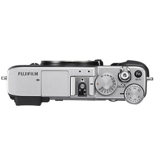 X-E2S Mirrorless Camera Body in Silver - Ex Display Product Image (Secondary Image 2)