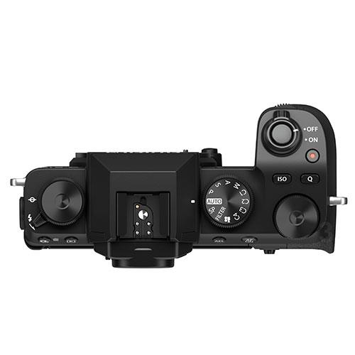 X-S10 Mirrorless Camera Body in Black Product Image (Secondary Image 2)