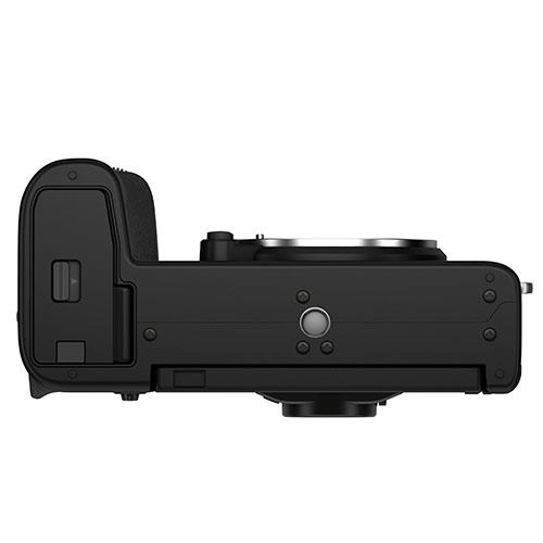 X-S10 Mirrorless Camera Body in Black Product Image (Secondary Image 3)