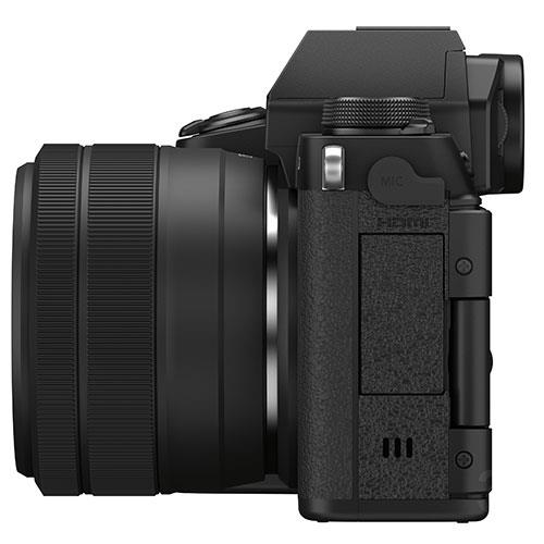 X-S10 Mirrorless Camera in Black with XC15-45mm Lens Product Image (Secondary Image 5)