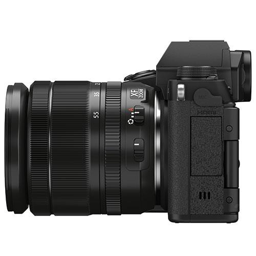 X-S10 Mirrorless Camera in Black with XF18-55mm Lens Product Image (Secondary Image 7)