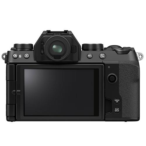 X-S10 Mirrorless Camera in Black with XC15-45mm Lens and Vlogger Kit Product Image (Secondary Image 2)